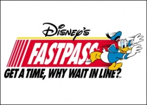 Walt Disney World FastPass Machines Have Character