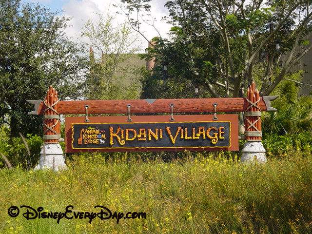 Disney's Kidani Village – Animal Kingdom Lodge's Newest DVC Resort