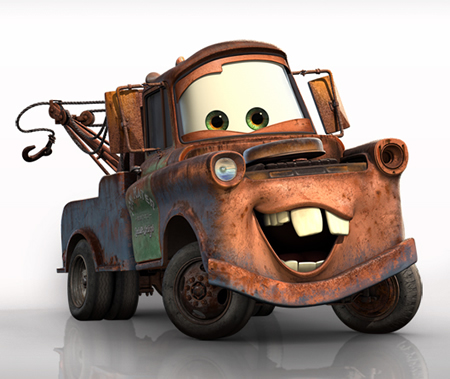 tow mater from cars