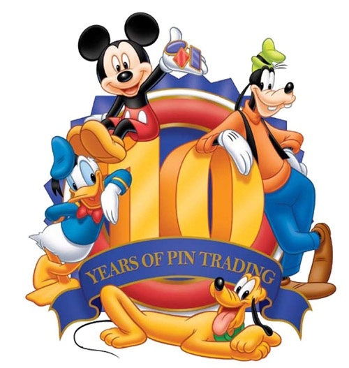 The Walt Disney World Resort Celebrates 10 Years of Disney Pin Trading