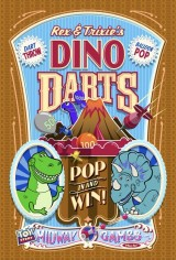 Toy Story Mania Ride Cheat Secrets Rex & Trixie's Dino Darts