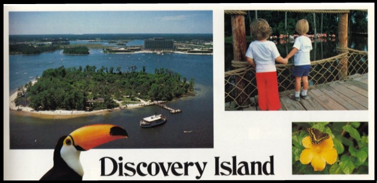 Discovery Island – An Extinct Walt Disney World Attraction