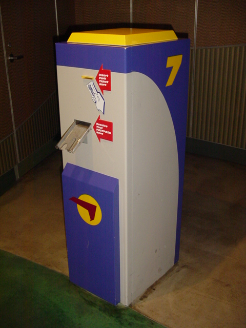 Walt Disney World FastPass Machines Have Character – Part Three