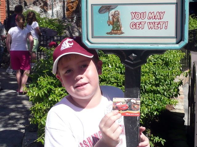"Photo of the Disney Every Day ""Where in the World are We"" Contest Winner"