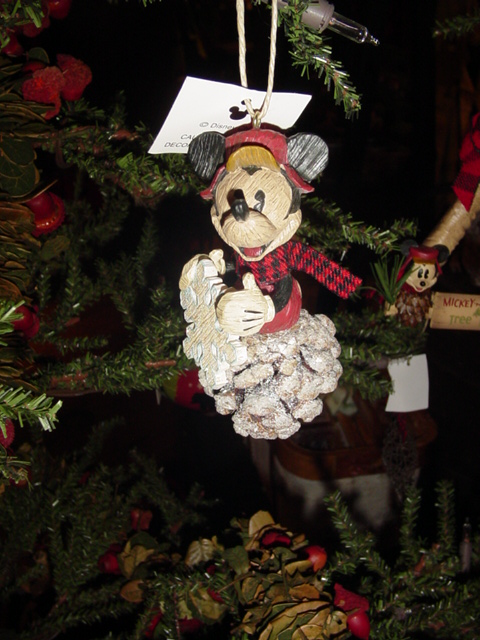 Disney Mickey Ornament