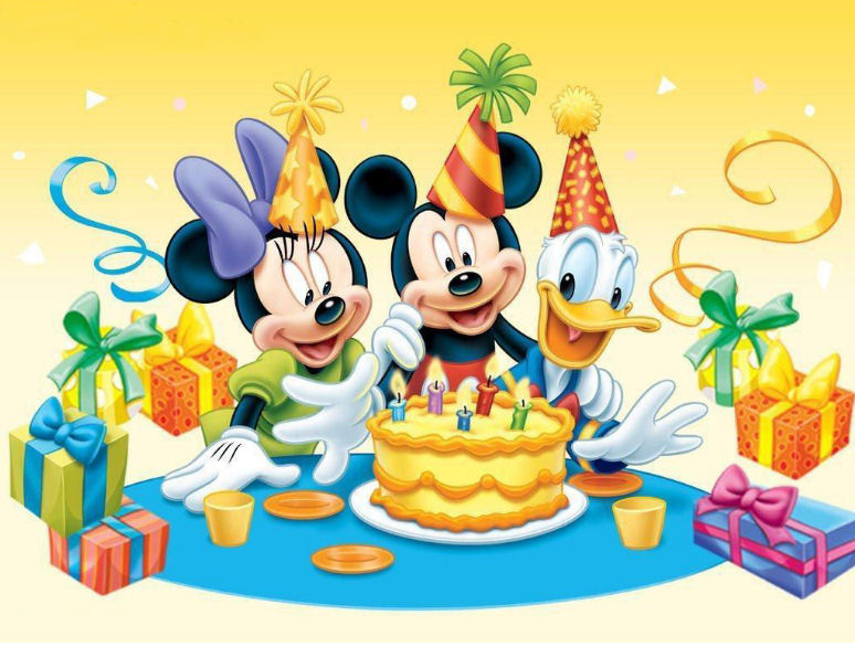 Wordless Wednesday: Mickey Mouse Turns 81 Today! Happy Birthday Mickey!