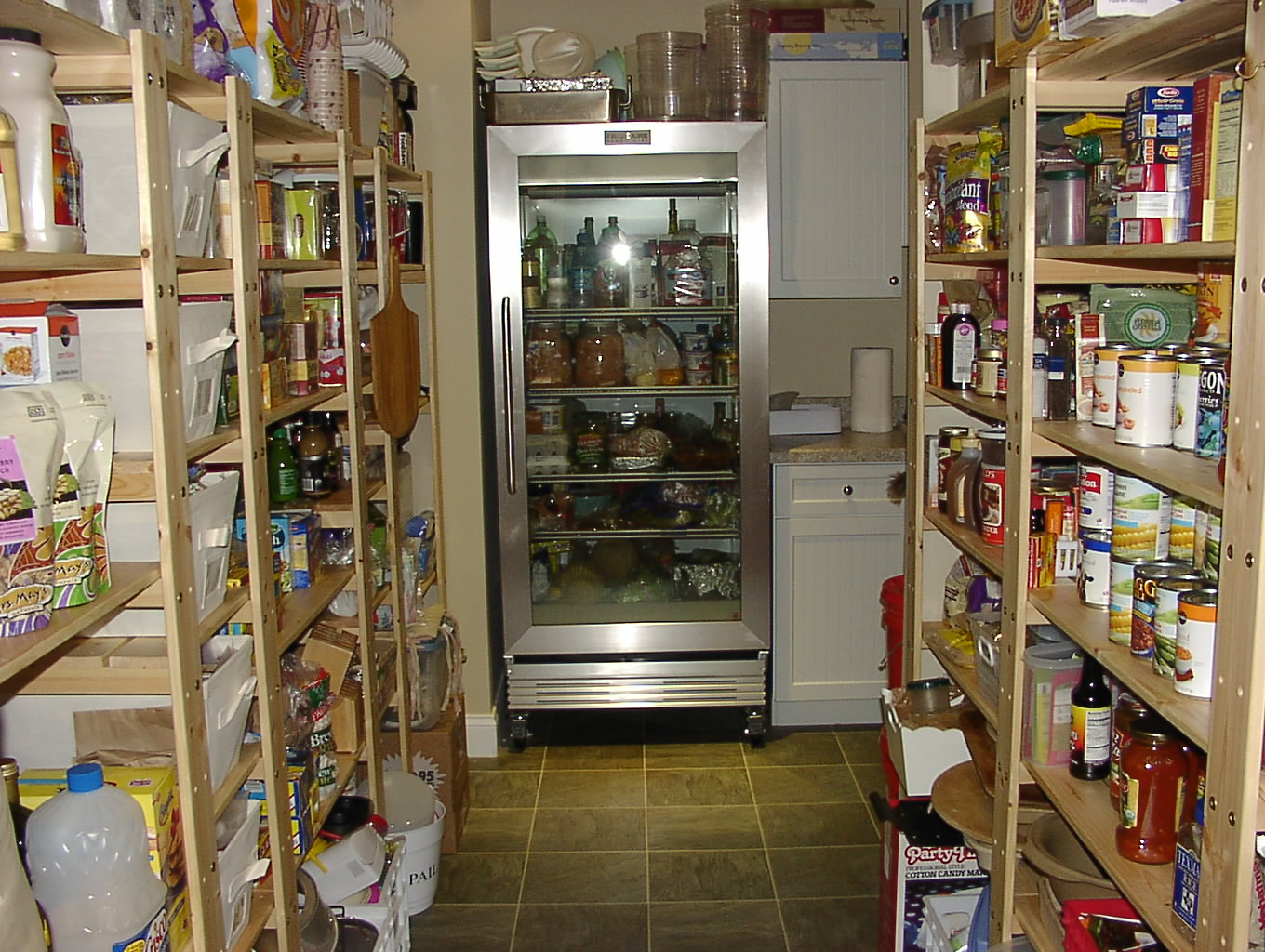 Mouse House Pantry