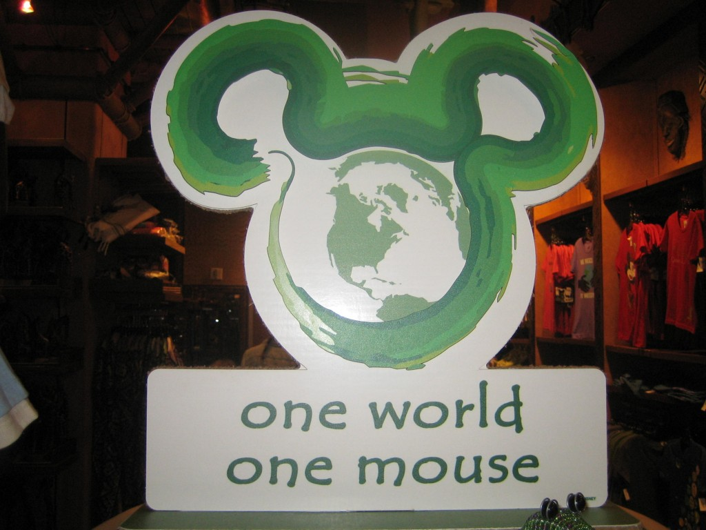 Wordless Wednesday – Disney 2010 New Year Wish – Peace on Earth