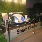 OCC Siemens Electric Motorcycle Goes Green at Epcot Innoventions