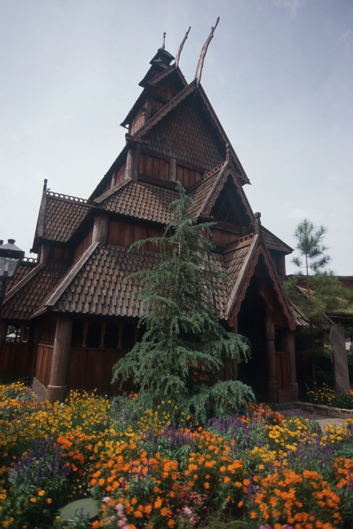 The Spirit Of Norway Movie At Epcot S World Showcase In