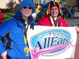 A Touching Journey Inside the 2010 Walt Disney World Marathon
