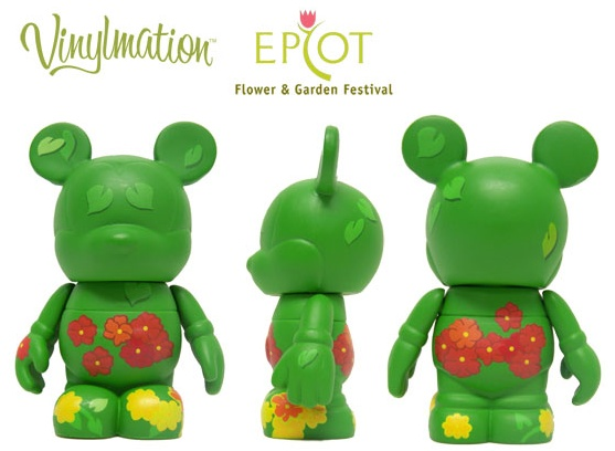 2010 Flower and Garden Vinylmation