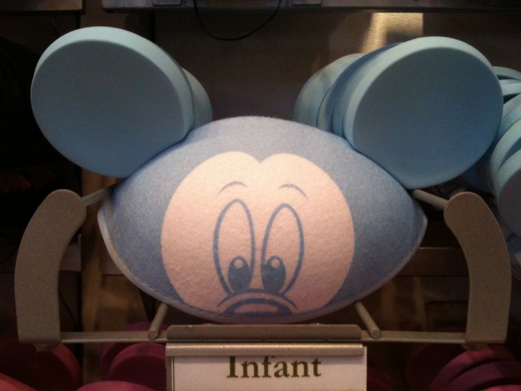 Infant Mouse Ears