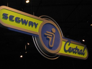 Free Segway Rides at Epcot's Segway Central in Innoventions