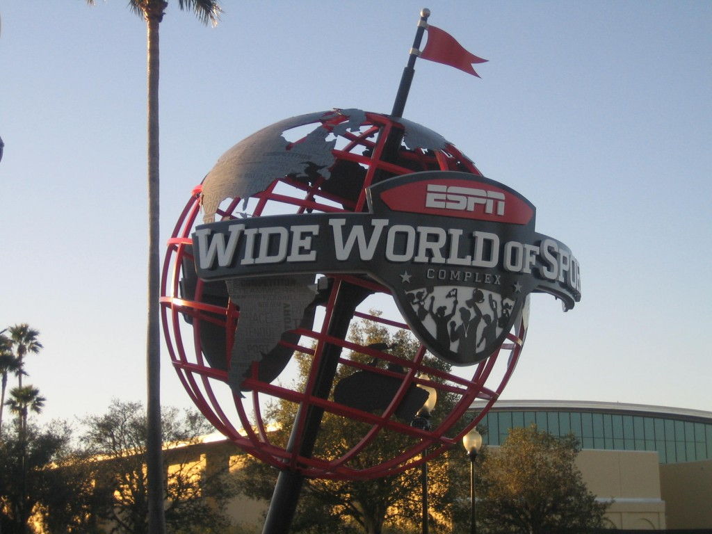 ESPN Wide World of Sports Event at Disney Social Media Moms Celebration