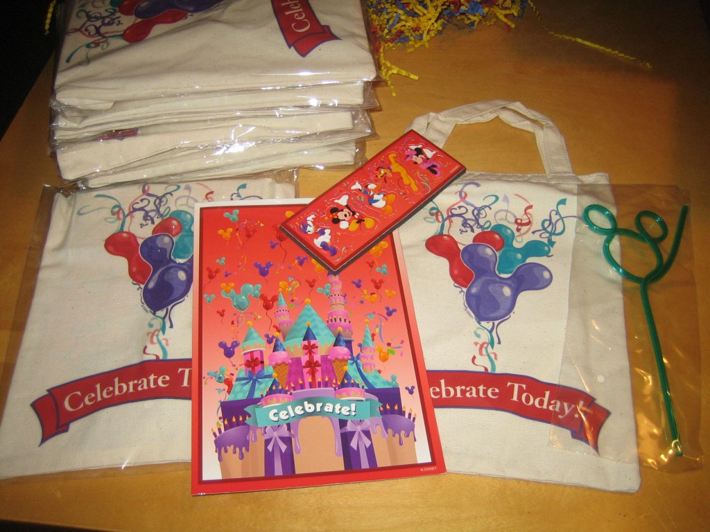 Disney Canvas Bags
