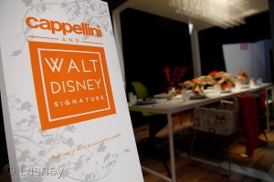 Walt Disney Signature and Cappellini Unveil One-of-a-Kind Dining Experience at DIFFA 2010