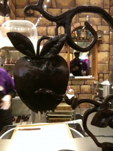 Disney Candy Cauldron Window