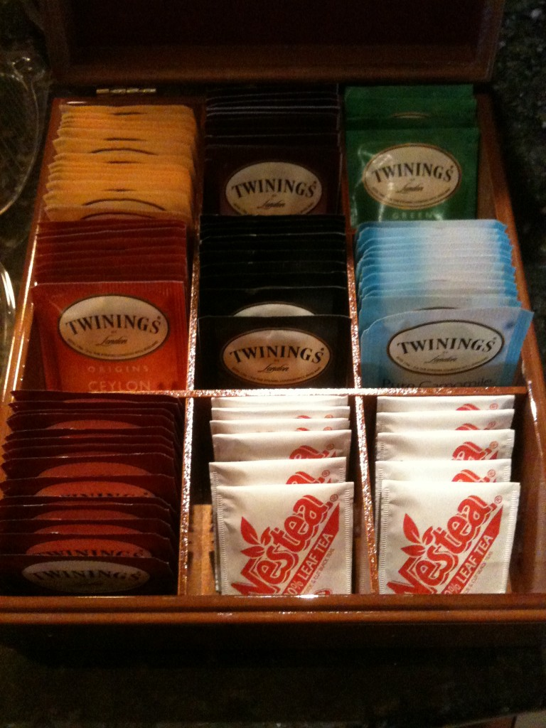 Assorted Flavored Tea