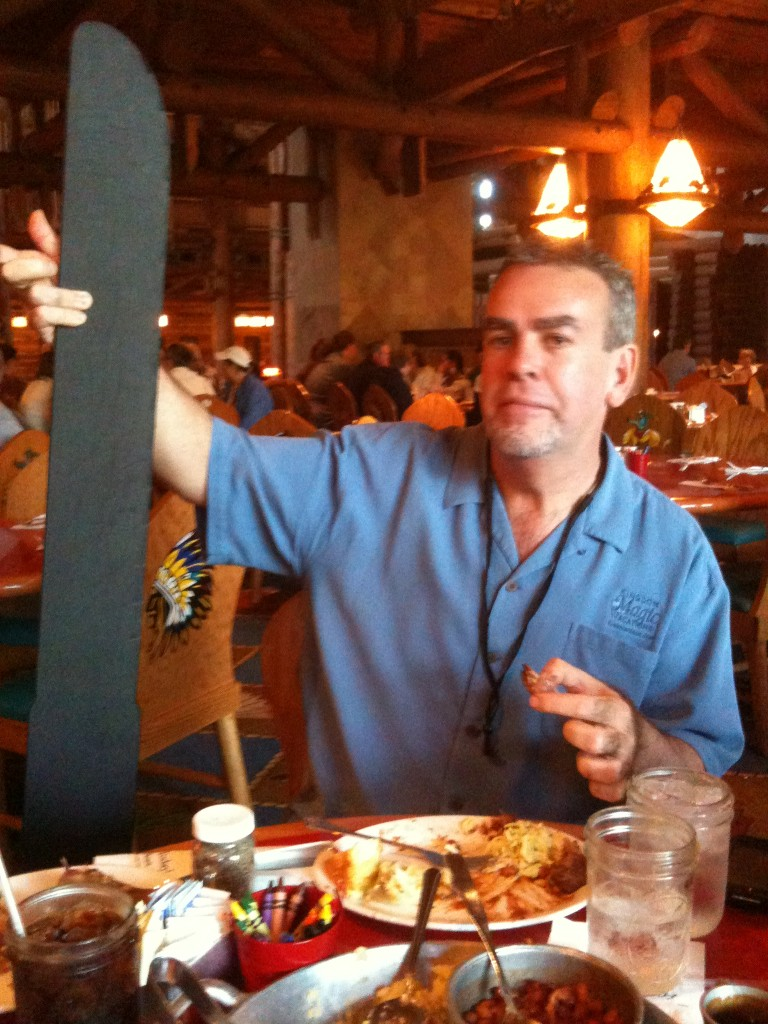 Review of Whispering Canyon Cafe at the Disney Wilderness Lodge
