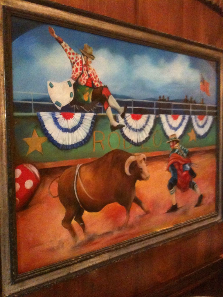 Whispering Canyon Cafe Rodeo