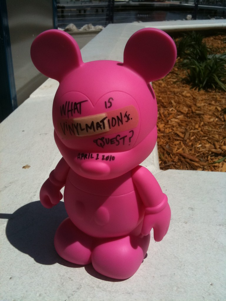 "Very 1st ""I WAS THERE"" Vinylmation"