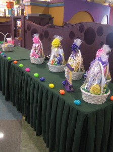 Create Your Own Easter Basket At The Walt Disney World