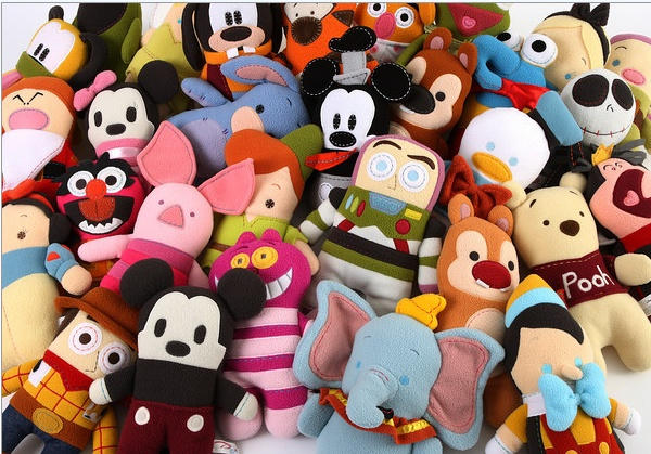 Disney Launches Newest Plush Sensation Pook-A-Looz