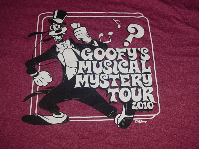 VIDEO: Goofy's Mystery Tour 2010 at Disney's Hollywood Studios