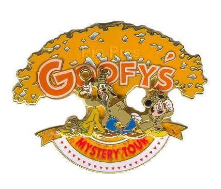 Gearing Up for the 2010 Goofy's Mystery Tour at Disney's Hollywood Studios