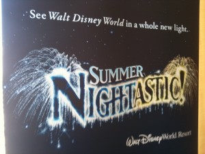 Recycled Disneyland Footage Used in Walt Disney World Summer Nightastic Commercial