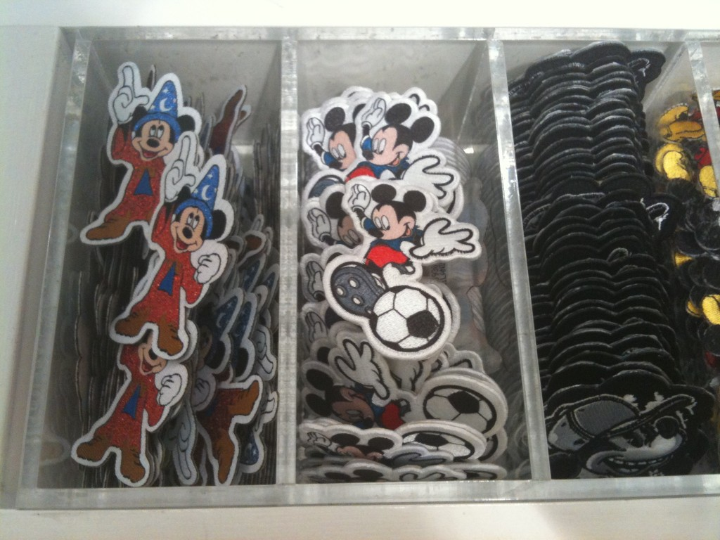 Mickey Mouse Patches