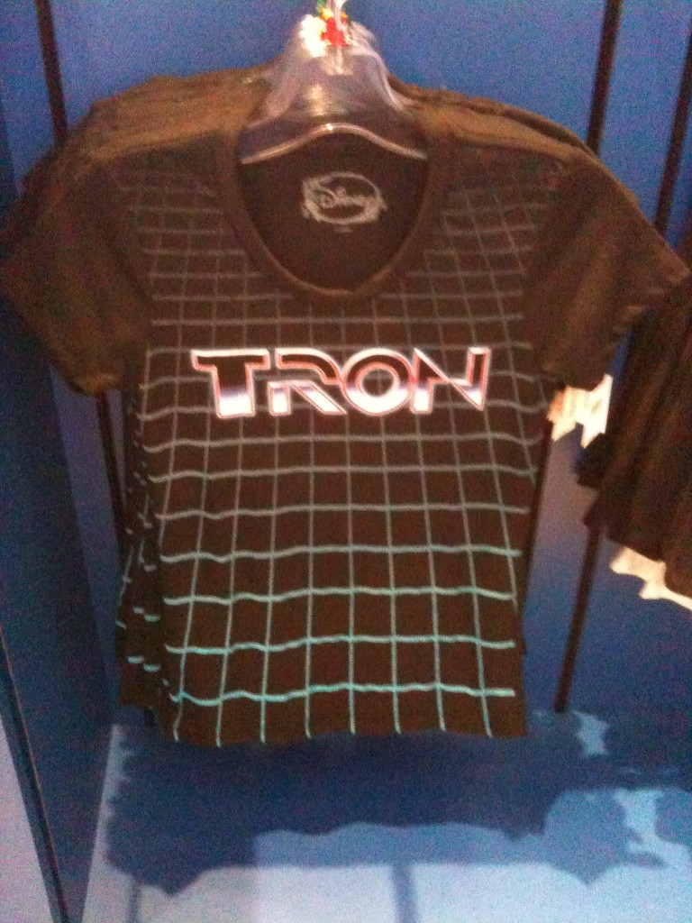 TRON Ladies T-Shirt