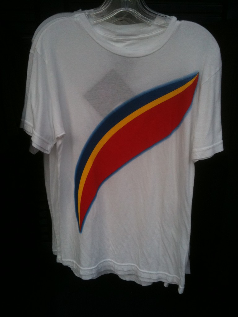 Replica T-shirt that Michael Jackson Wears in the Film