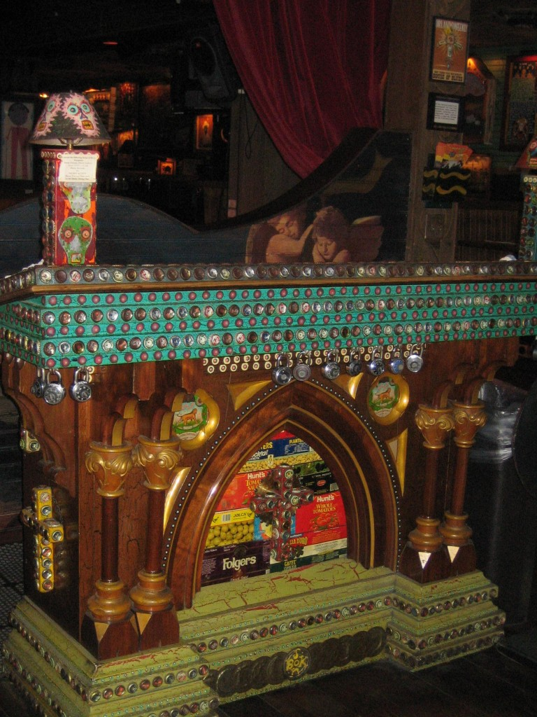 House of Blues Restaurant Host Stand