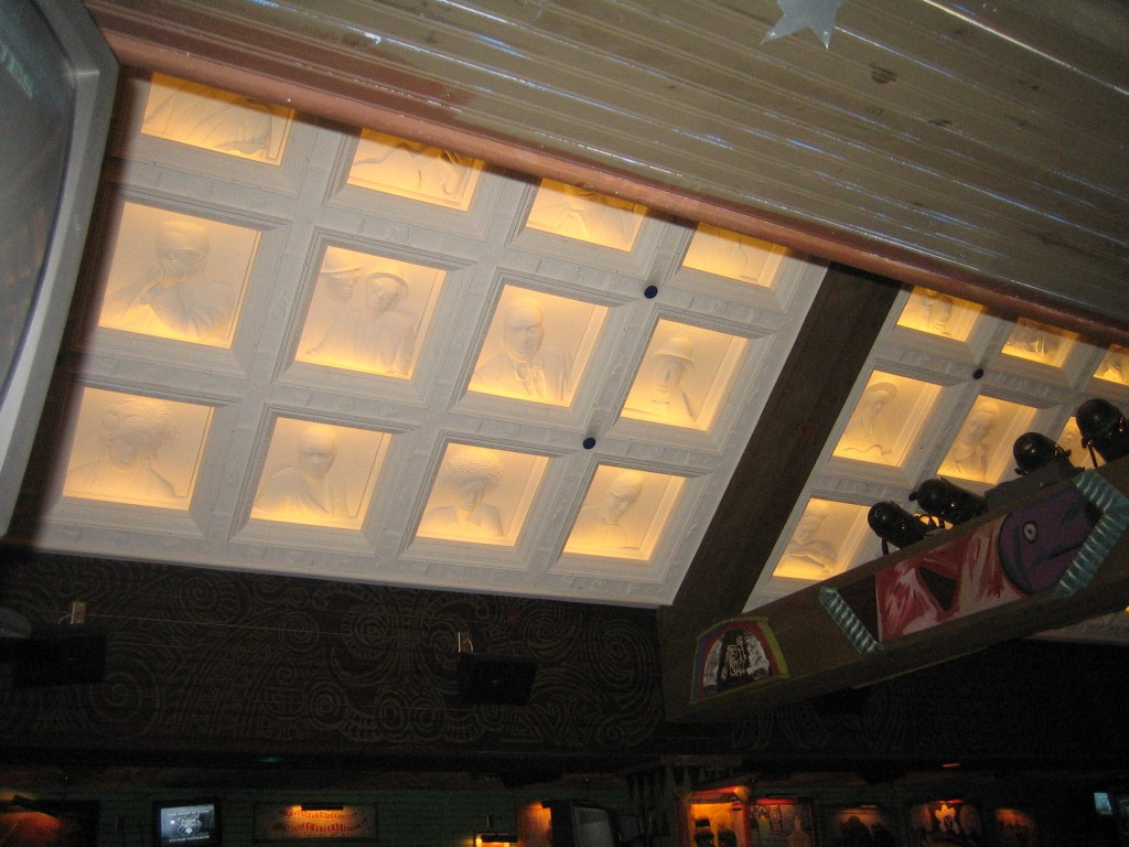 House of Blues Ceiling