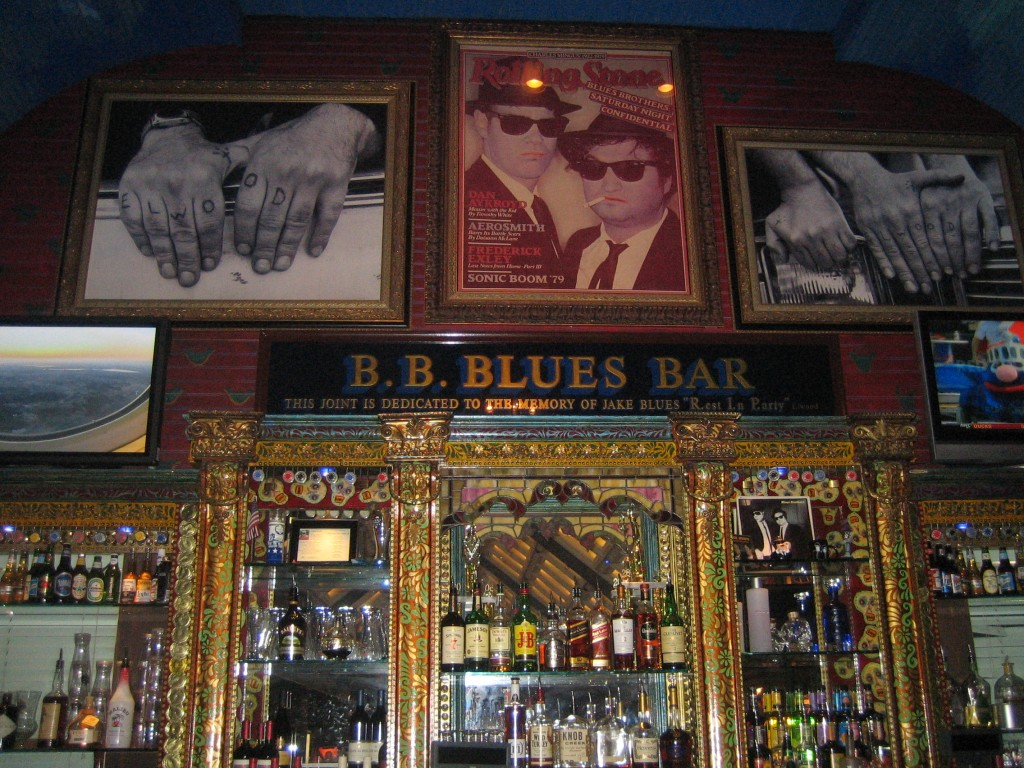 Review of the house of blues restaurant at downtown disney for Housse of blues