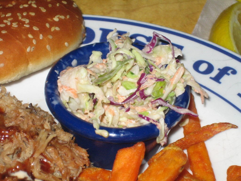 House of Blues Coleslaw