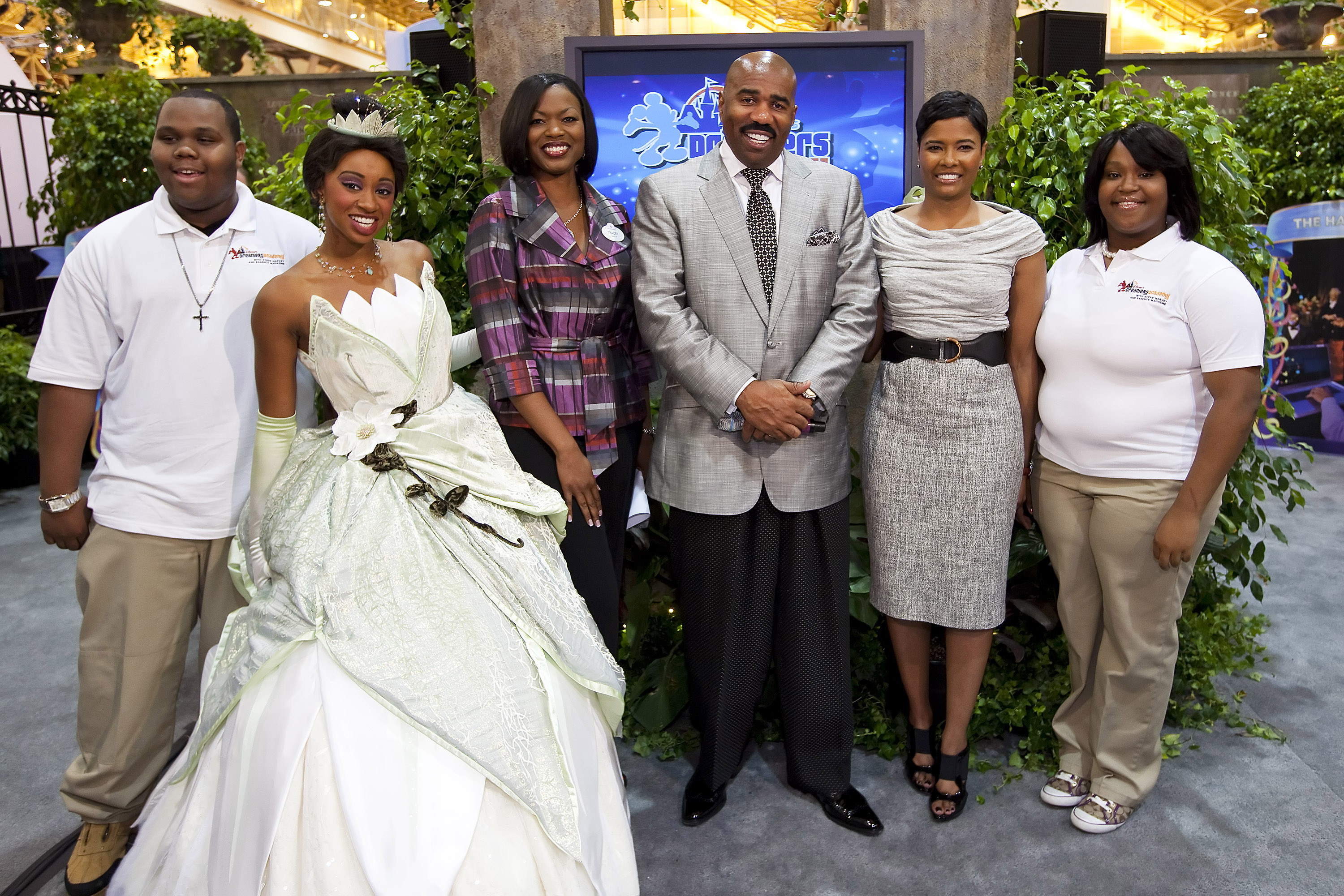 Disney's Dreamers Academy With Steve Harvey (photo courtesy of Disney)