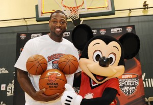 2012 AAU Basketball National Championships to Be Held at Disney's ESPN Wide World of Sports