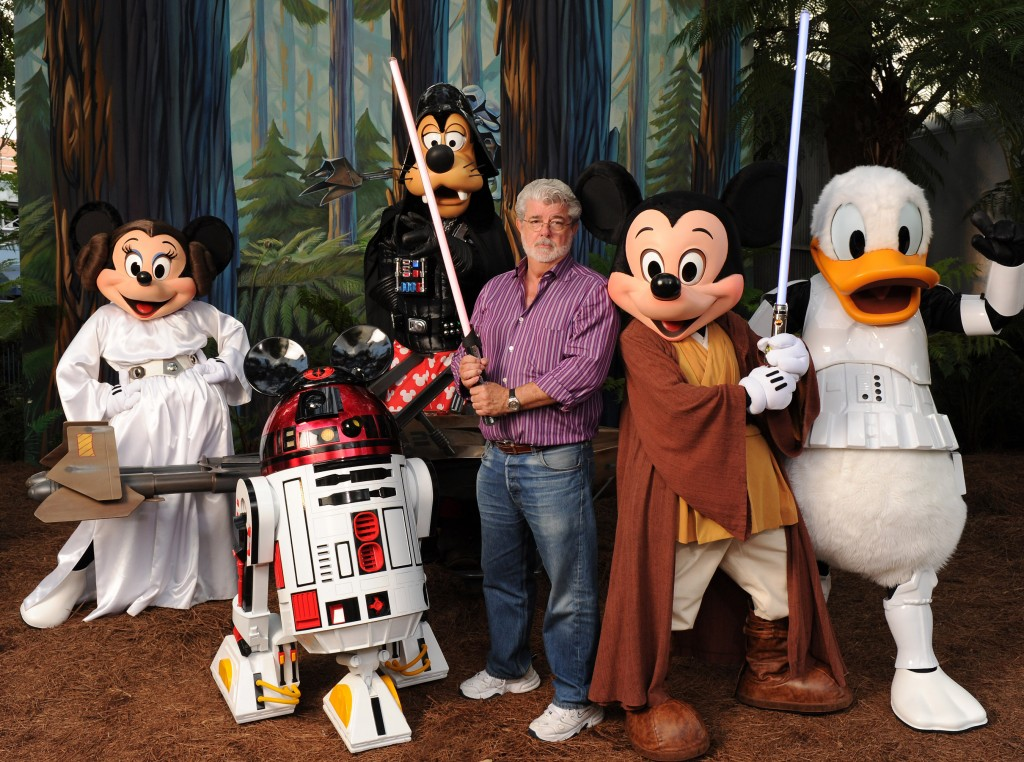George Lucas Attends Last Tour to Endor at Disney's Hollywood Studios