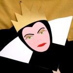 Evil-Queen-Mask-Halloween-craft-snow white
