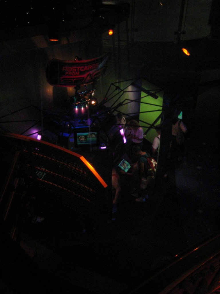 Mission Space HP Lounge View