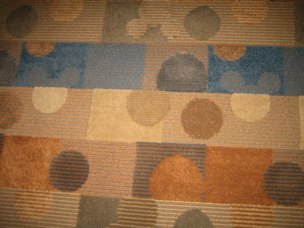 Disney pop century resort refurbished carpet