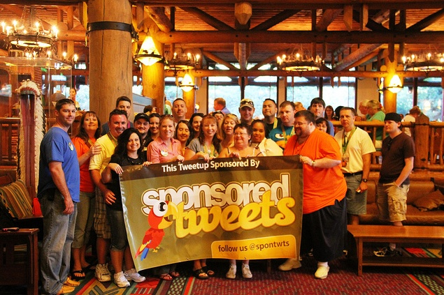Sponsored Tweets Tweet Up