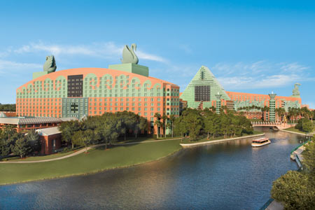 The Walt Disney World Swan and Dolphin Hotels Offer Treats Not Tricks this Halloween
