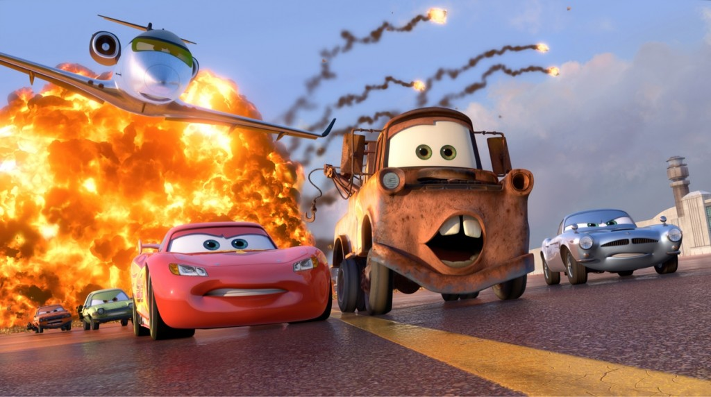 "Official Disney Pixar ""Cars 2"" Movie Trailer Released"
