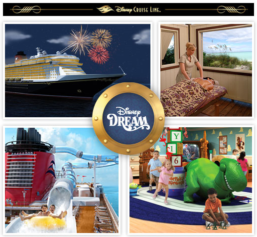 Last Day to Enter for a FREE Disney Cruise on the NEW Disney Dream