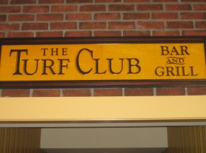 Saratoga Springs Turf Club Restaurant