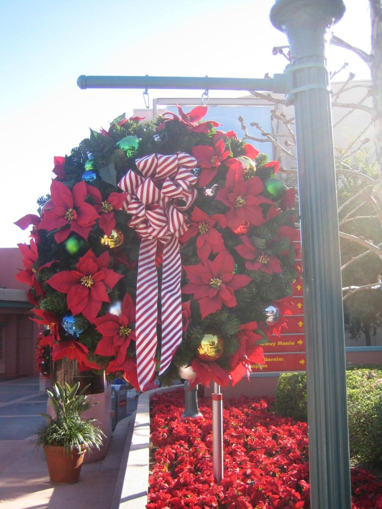 Disney Christmas Wreath